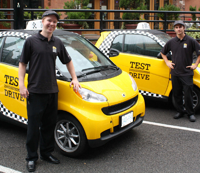 Test Drive Taxi